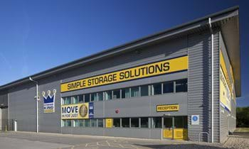 Self storage Basildon