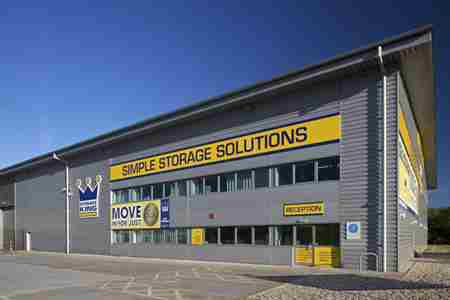 Storage King Basildon