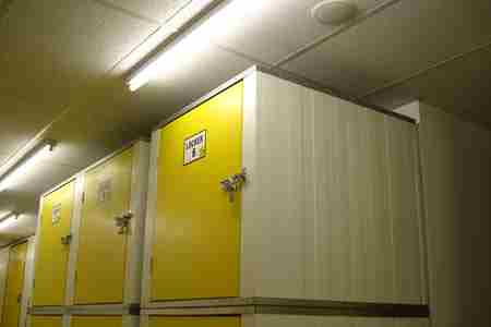Storage units in Cambridge