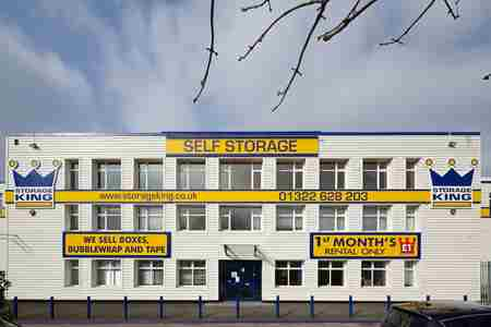 storage king dartford