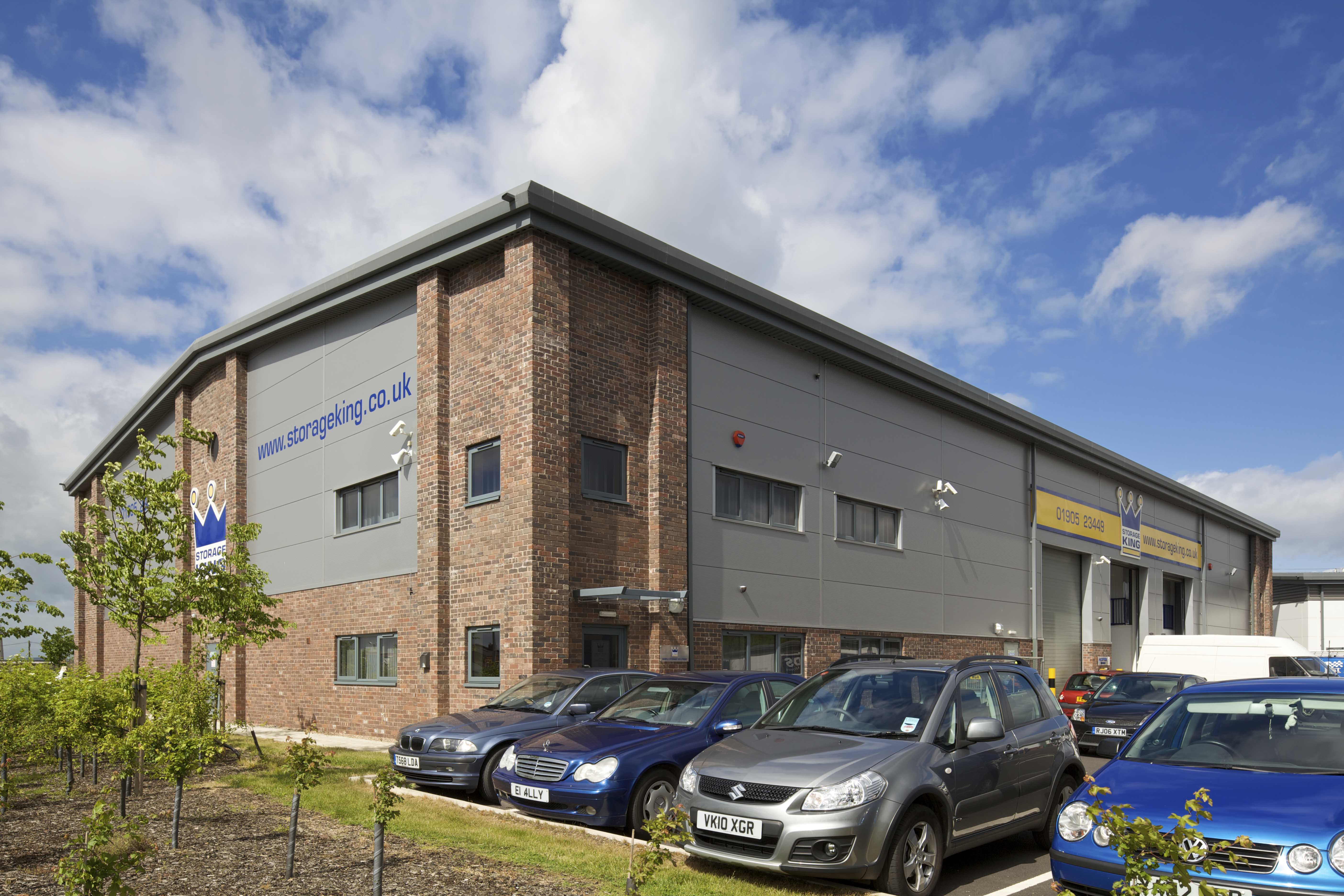 Self Storage Units Facilities Solutions Worcester Uk Storage King