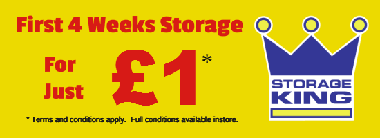 self storage offer