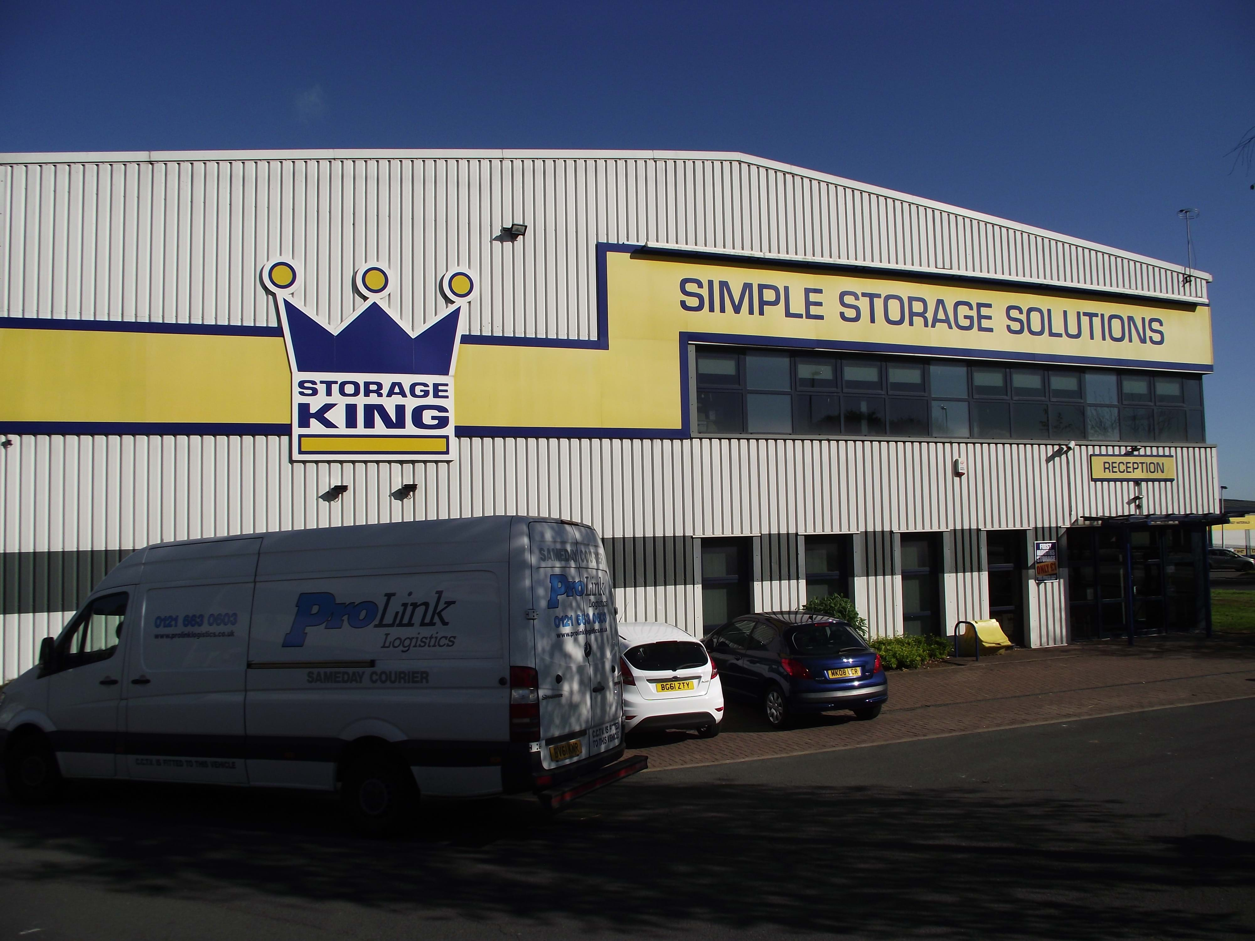 Self Storage Units Facilities Solutions Dudley Uk Storage King
