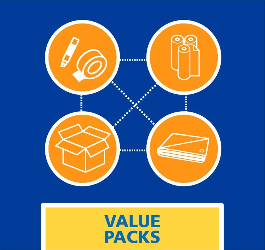 Value Pack Graphic
