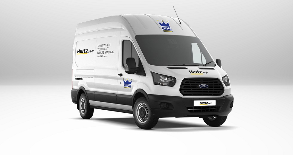 Ford Transit_247 Branding_Storage King_NEW CROP.jpg  sc 1 st  Storage King & Self Storage Units Facilities u0026 Solutions Milton-Keynes UK ...
